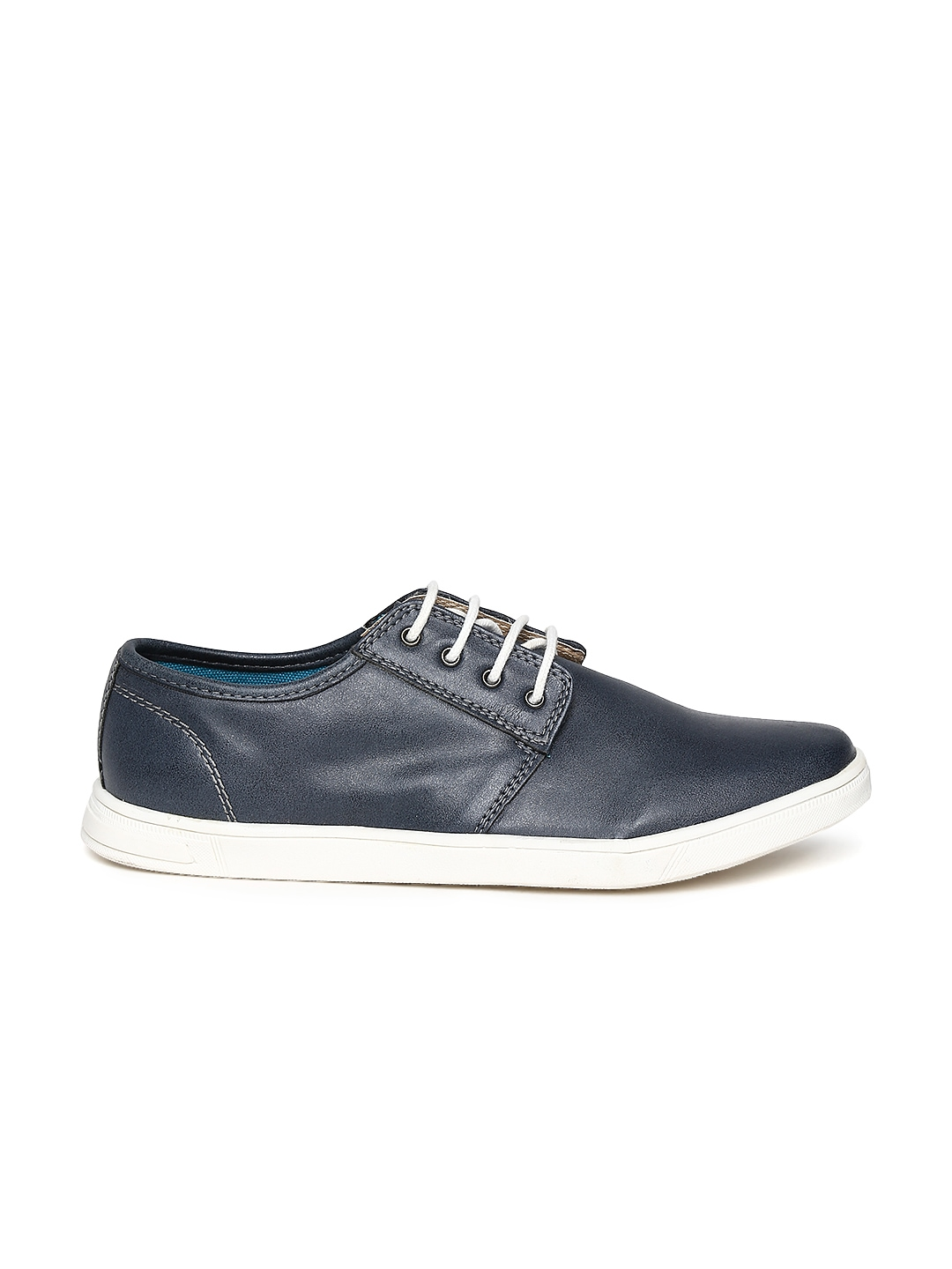 Knotty Derby Blue Shoes
