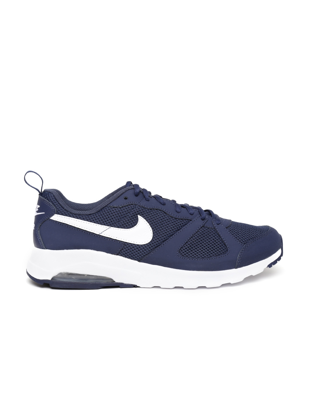 myntra nike navy air max muse casual shoes 678009