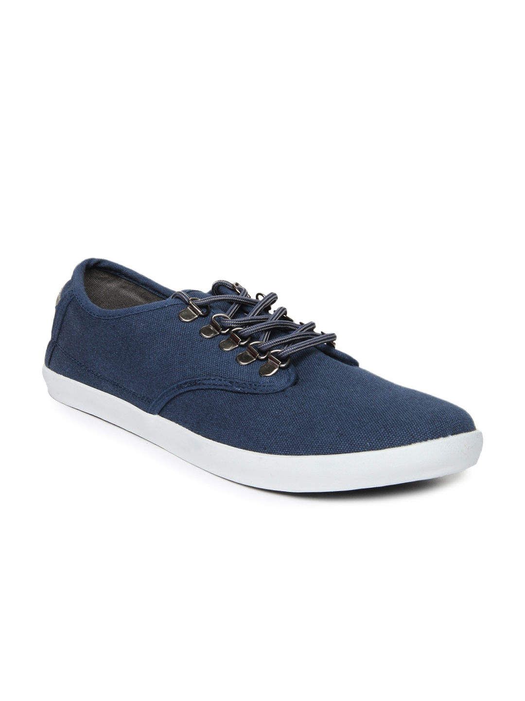 myntra roadster navy casual shoes 678643 buy myntra