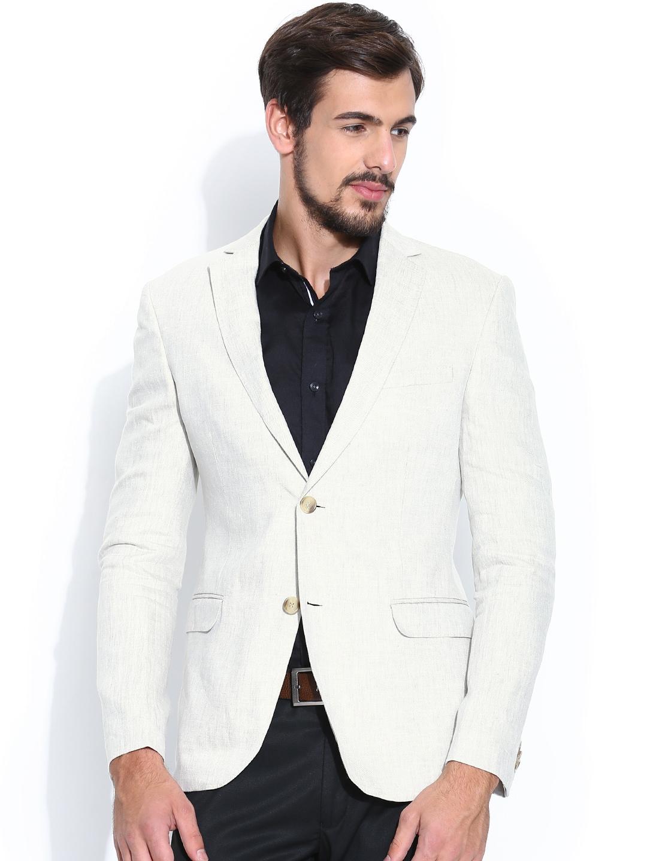 Off White Blazer Photo Album - Reikian