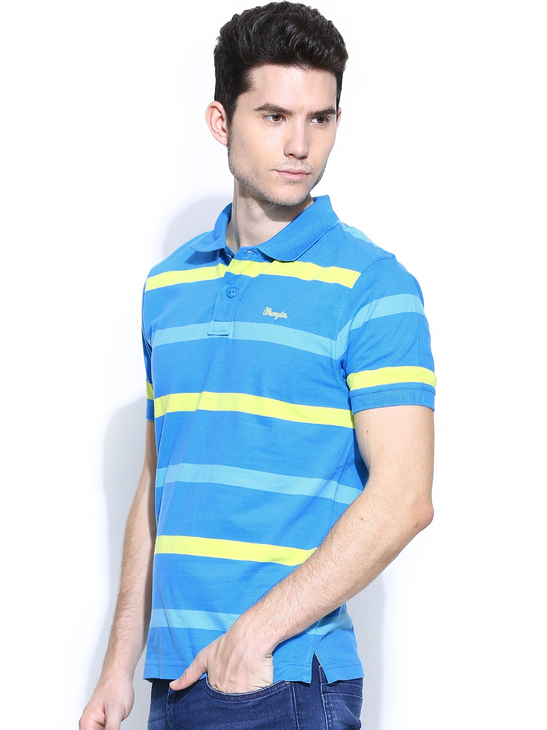 Looking for the latest styles of striped t-shirts for men in a range of colors and fabrics? Shop for men's striped t-shirts now at PacSun and enjoy free shipping on orders over $50! Yellow Red Pink Purple Blue Green Brown Ivory Grey Gold Black Multi Shop By Size S M L XL Migos Culture Stripe Blue & White T-Shirt $ New Arrival.