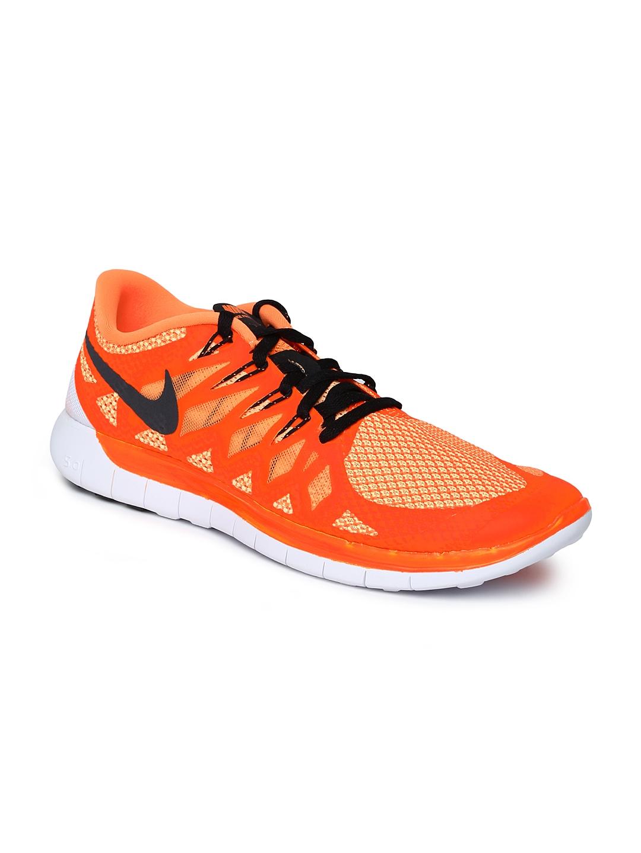 finest selection 73814 5e385 nike free orange neon