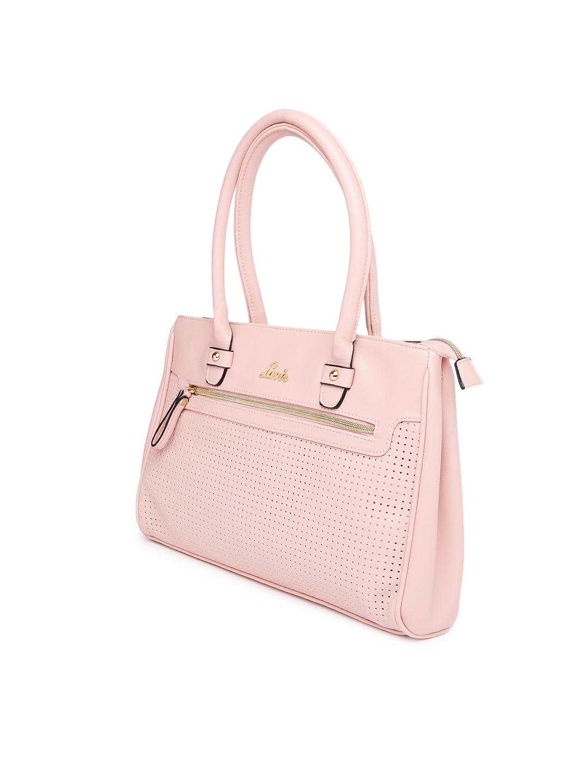 Buy Lavie Light Pink Shoulder Bag - Handbags for Women | Myntra
