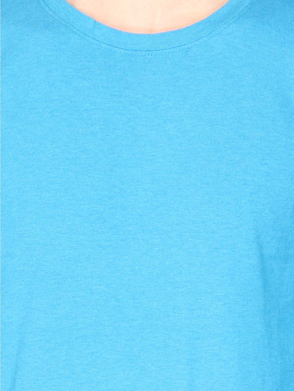 Myntra Campus Sutra Men Blue T-shirt 686380 | Buy Myntra ...