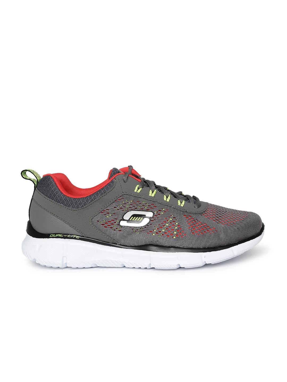 myntra skechers grey equalizer deal maker sports shoes