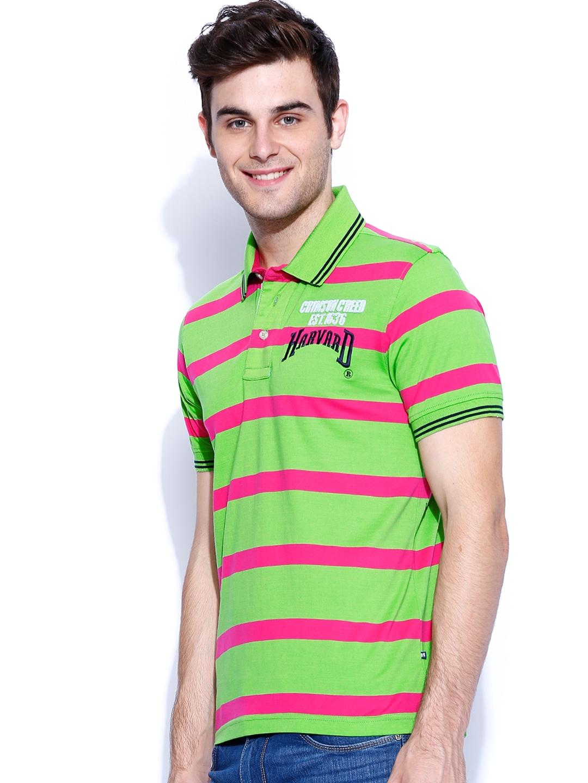 womens green striped shirt : Target