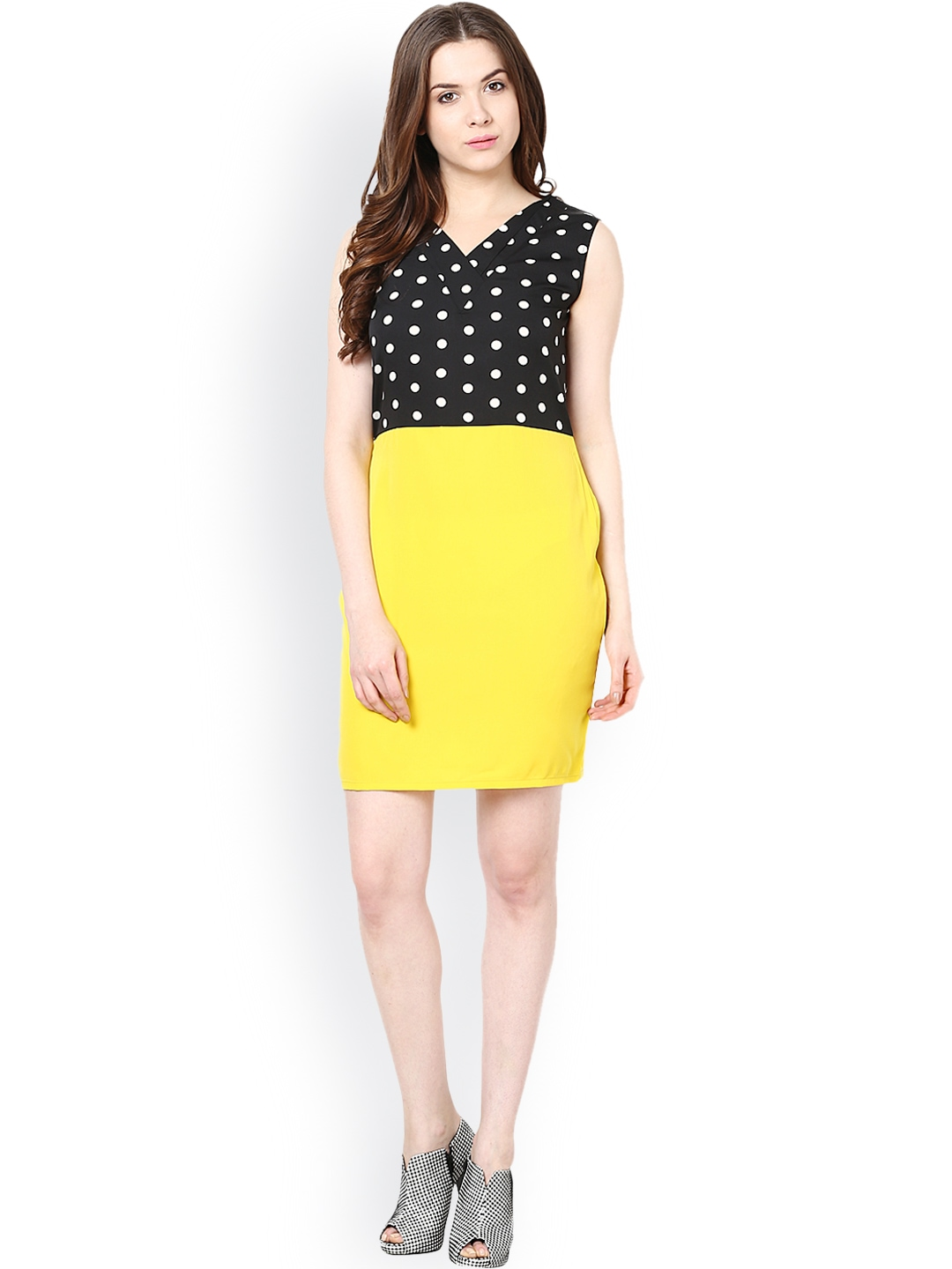 In last thirty years or so, polka dots have gained continually increasing popularity, and designers have come up with some