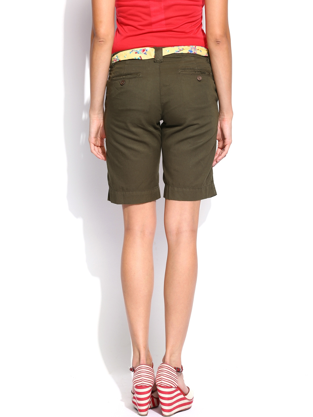 Enjoy free shipping and easy returns every day at Kohl's. Find great deals on Womens Green Shorts at Kohl's today!
