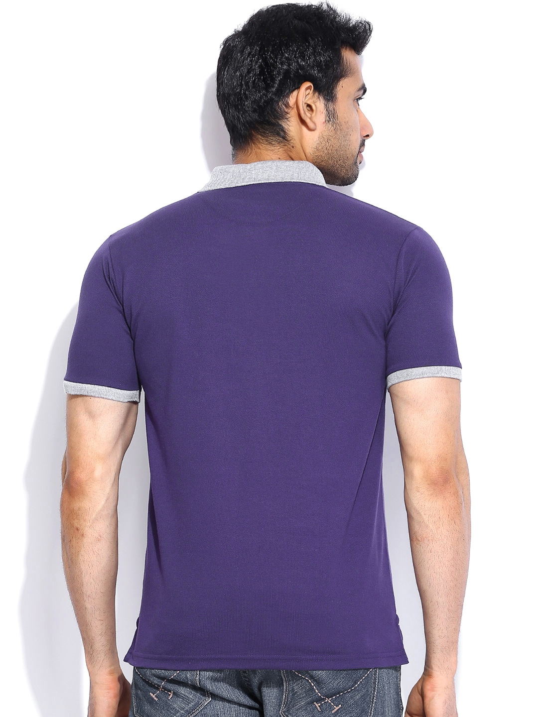 Polo t shirts online myntra for Myntra t shirt design