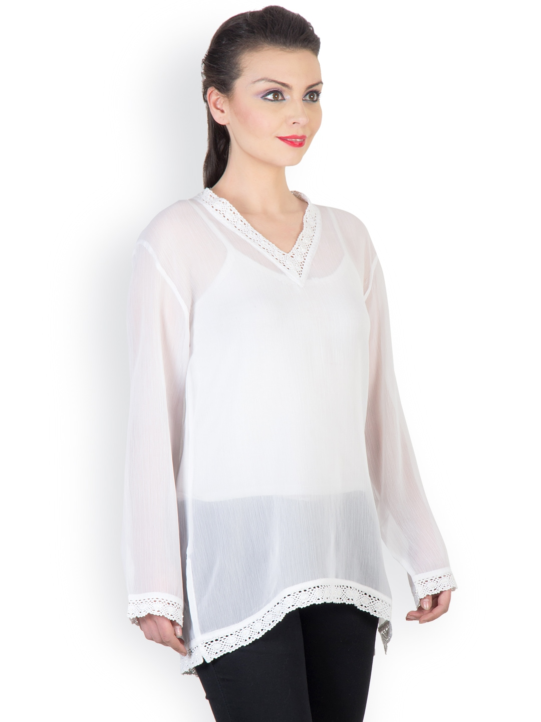 Find great deals on eBay for womens white tunic. Shop with confidence.