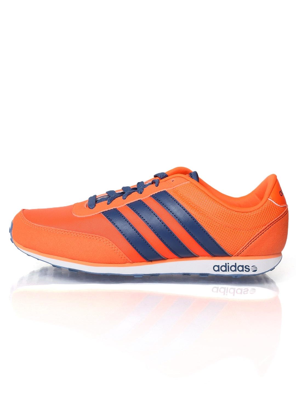 adidas neo orange noir