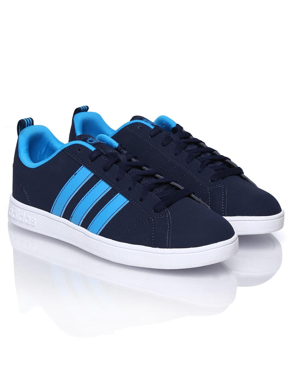 adidas blue neo