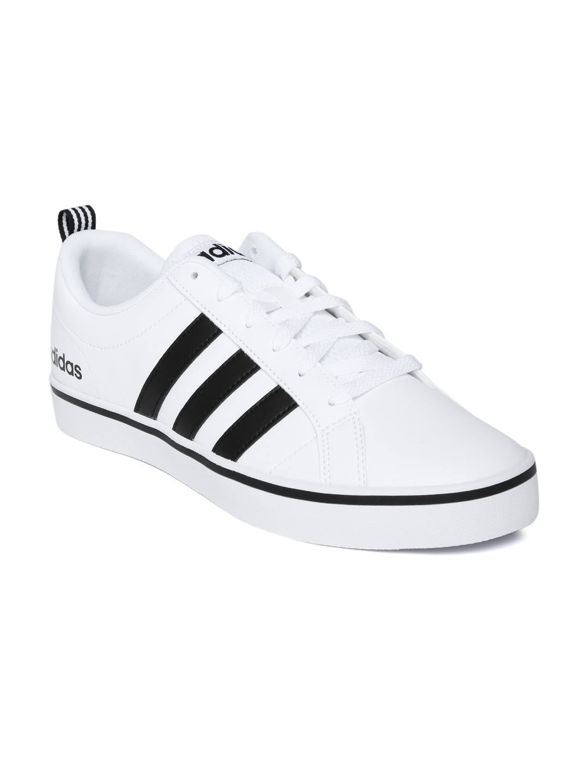 Adidas Neo White Sneakers