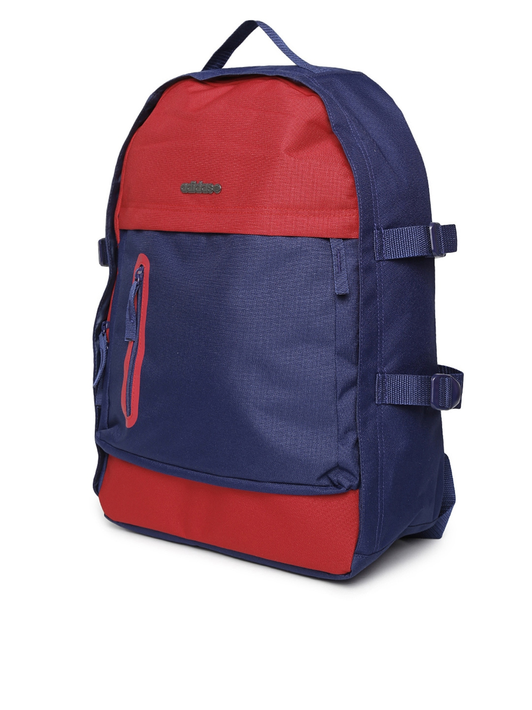 myntra adidas neo men blue red backpack 703382 buy. Black Bedroom Furniture Sets. Home Design Ideas