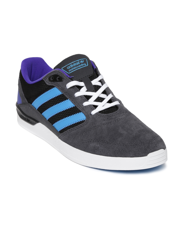 Adidas Zx Vulc Grey Shoes