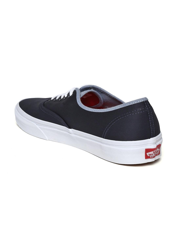 myntra vans unisex navy casual shoes 705453 buy myntra