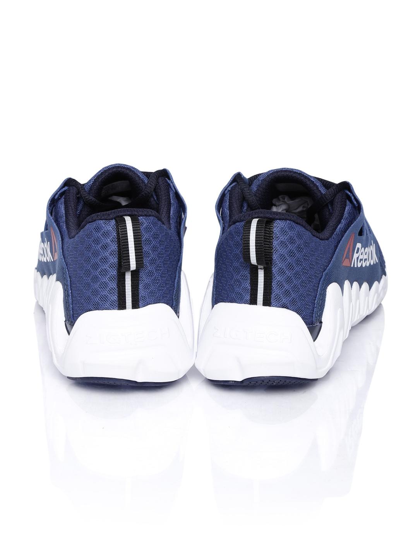 7747234a37d Reebok Men Navy Zigtech Big N Fast Running Shoes 4  5ef8130e3f836891d5fffb960f5d9236 reebok zigtech big n fast running shoes  india