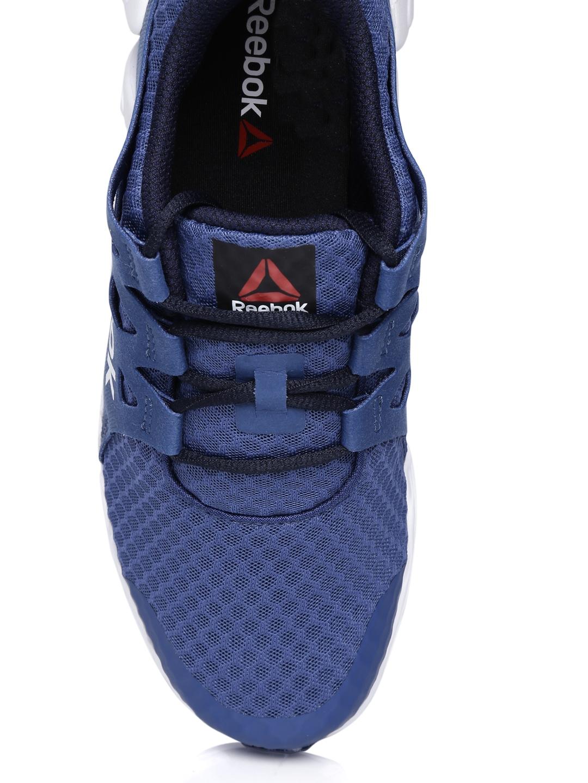 ae7233170b3 ... reebok zig tech navy ... Men New Reebok Zigtech Shark Athletic Running  Shoes Black . ...