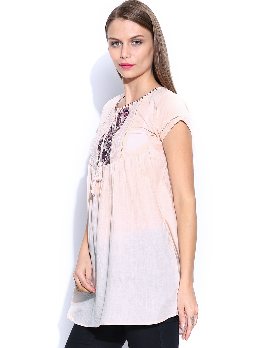 Simlu Baby Pink T Shirt For Women Jersey Short Sleeve Plain Casual Fitted Tee Top Best Offers · Exclusive Deals · Lowest Prices · Compare Prices.