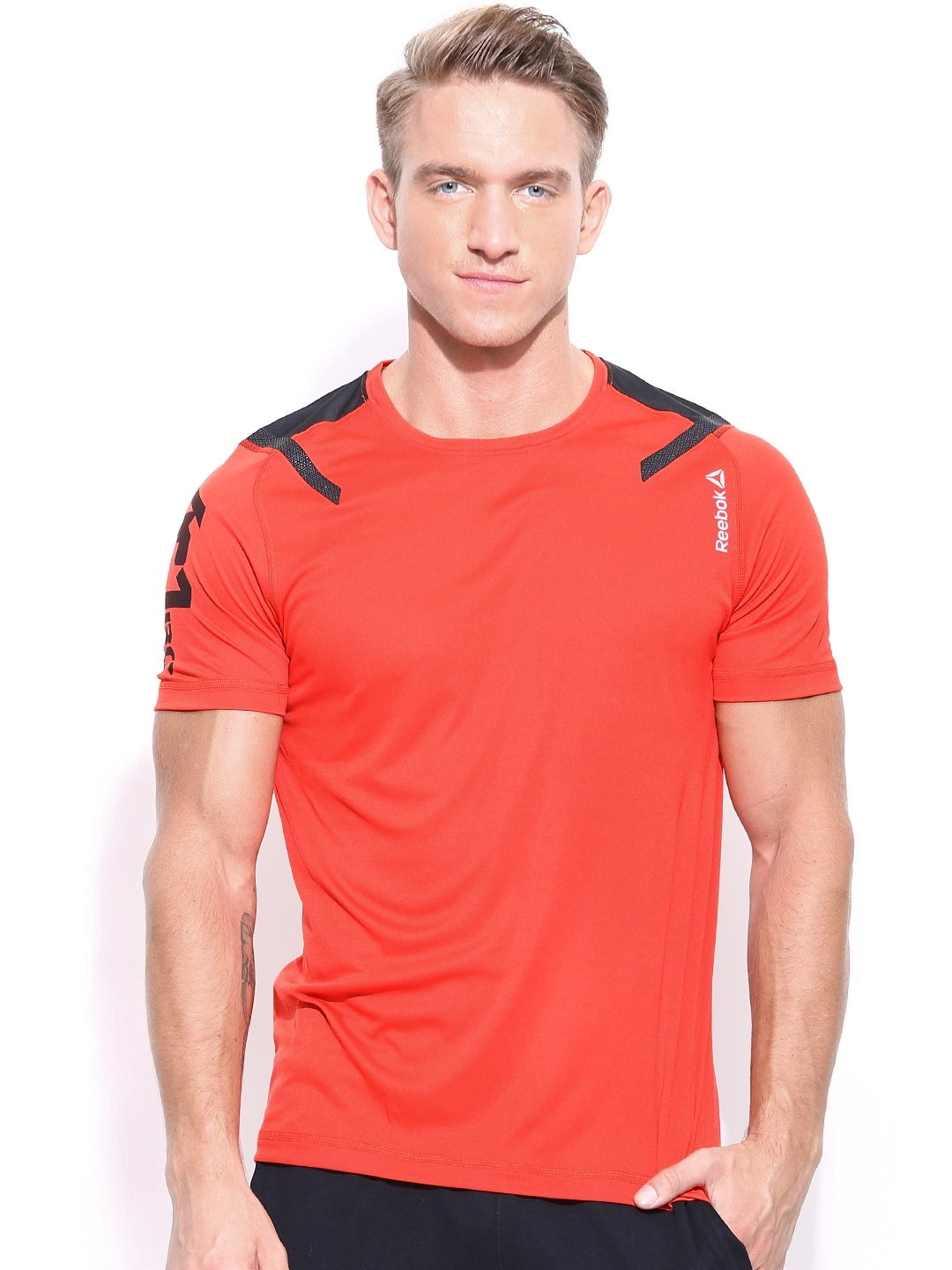 reebok t shirts online shopping