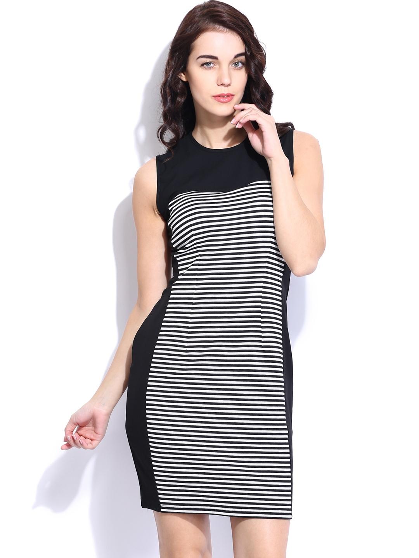 Lastest Home Clothing Women Clothing Dresses Van Heusen Woman Dresses