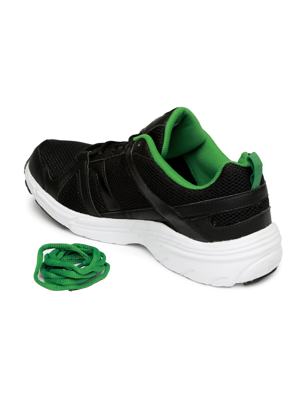 Lotto Trendy White Running Shoes