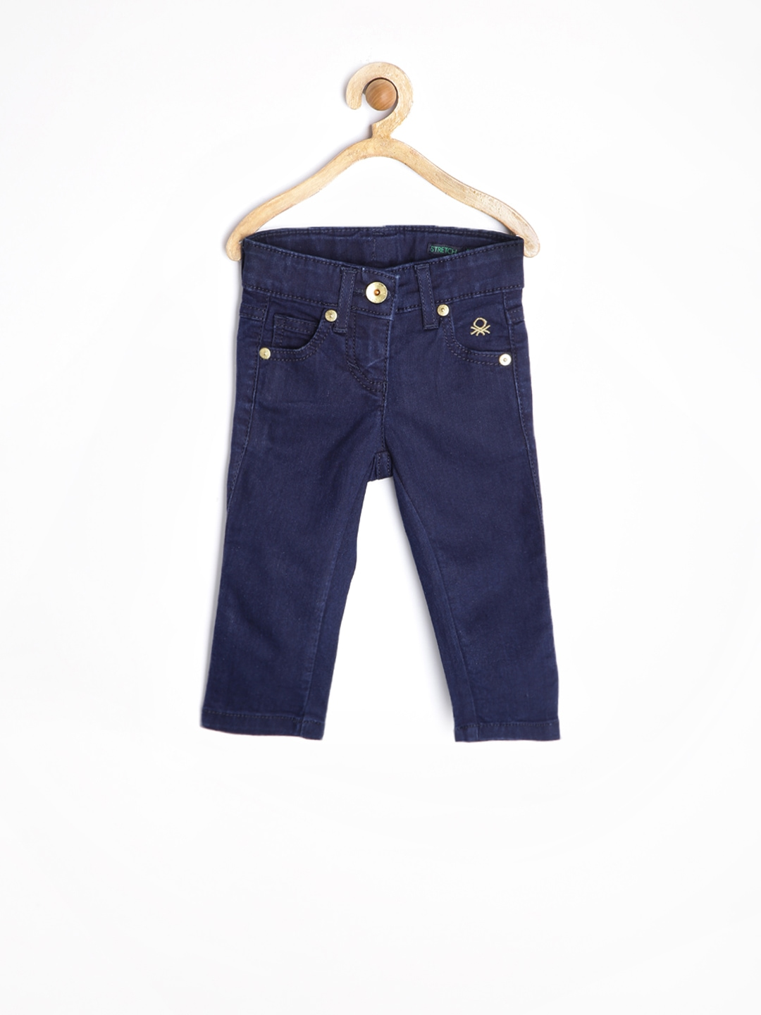 Dark Blue Jeans 531902  Buy Myntra United Colors of Benetton Jeans