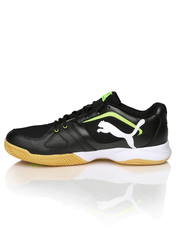 Black Puma Shoes Myntra