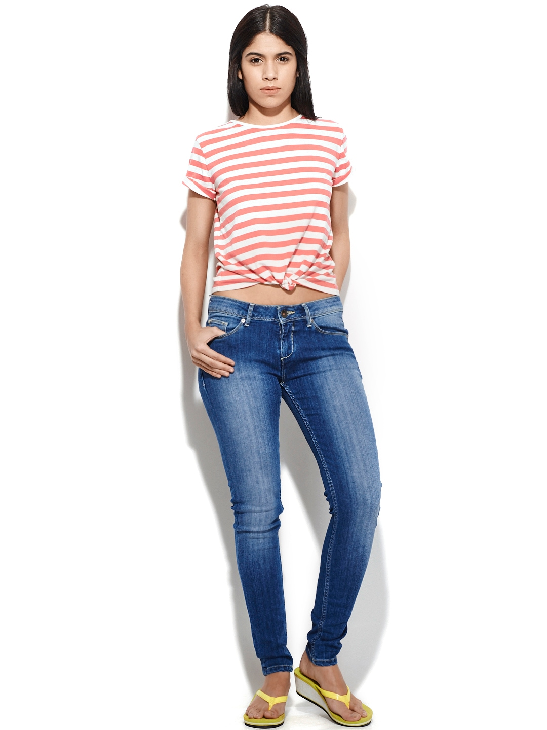 Home Clothing Women Clothing Jeans United Colors of Benetton Jeans