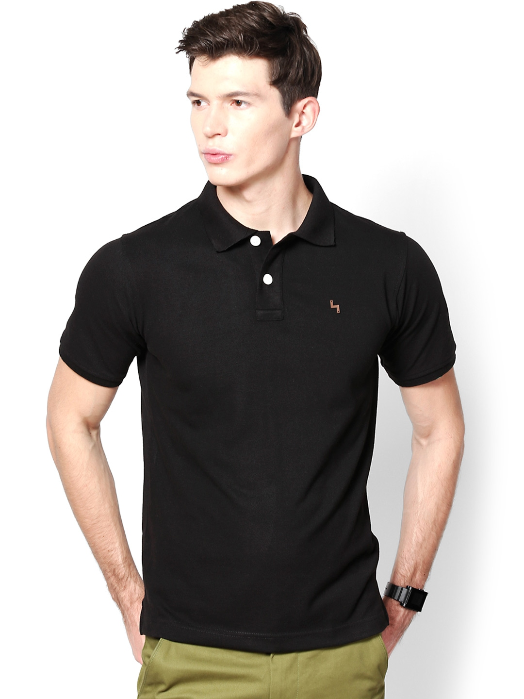Myntra haute couture men pack of 2 polo t shirts 729425 for Haute couture men