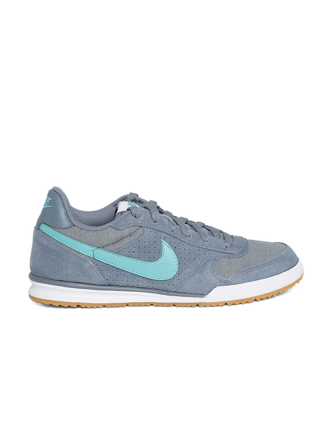 myntra nike blue field trainer casual shoes 731288