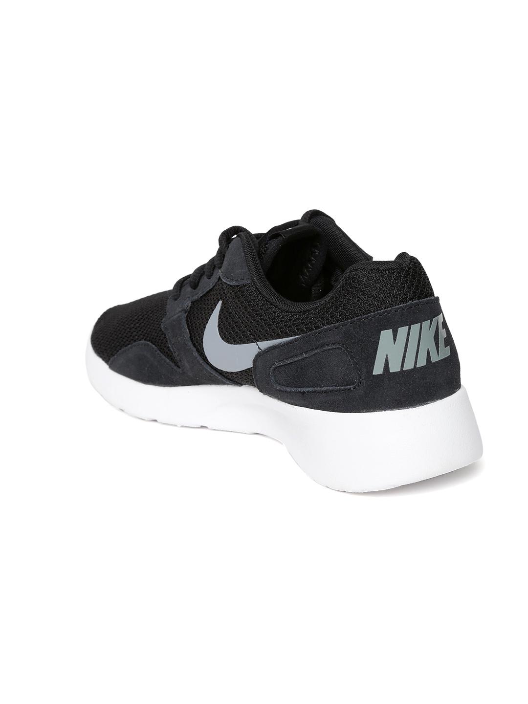 myntra nike black kaishi casual shoes 731300 buy