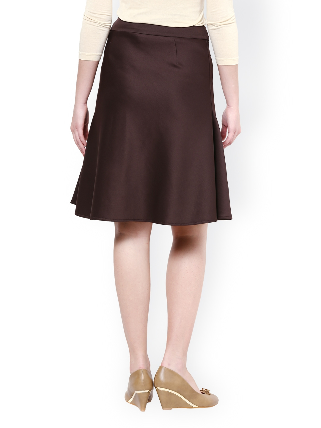 Brown Skirts. Clothing & Shoes / Women's Clothing / Skirts. of Results. Sort by: Twin Hill Women's Hudson Skirt Brown Heather. SALE ends in 2 days. Quick View. NY Collection Womens A-Line Skirt Faux Suede Button Closer. SALE ends in 2 days. Quick View. Sale $