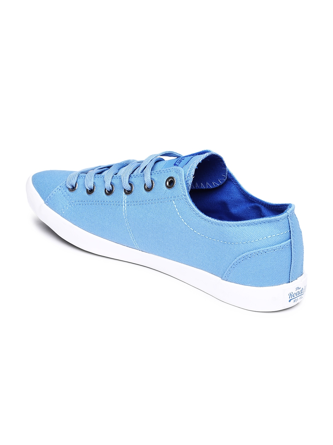 myntra roadster blue casual shoes 733593 buy myntra