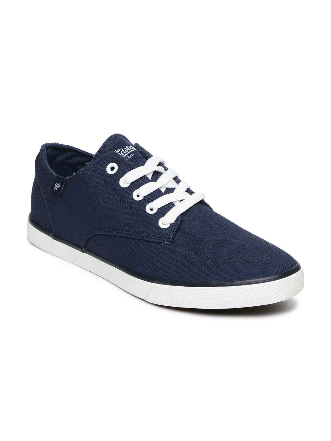 myntra roadster blue casual shoes 733600 buy myntra