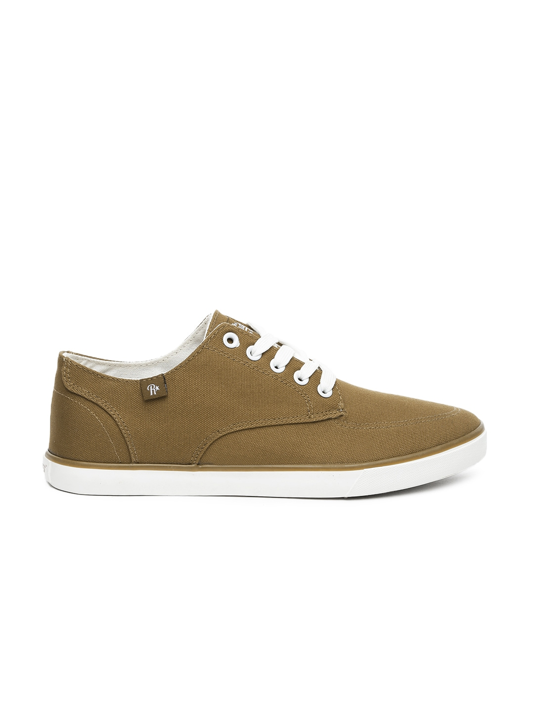 myntra roadster brown casual shoes 733602 buy myntra