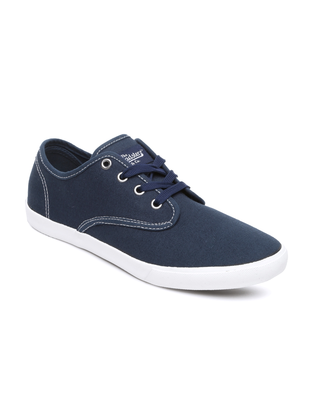 myntra roadster blue casual shoes 733603 buy myntra