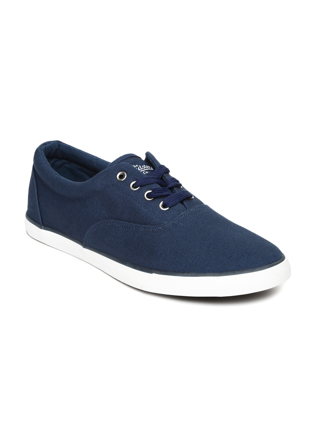 myntra roadster blue casual shoes 733610 buy myntra
