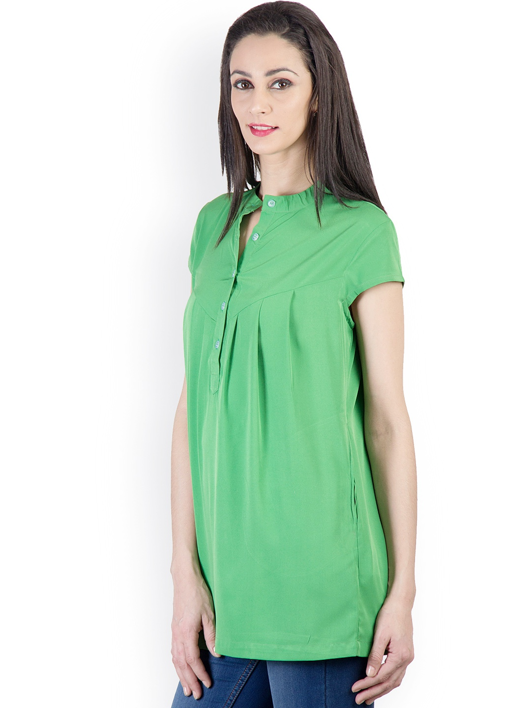 Shop Green women's blouses and shirts at New York & Company. Choose from our dress, casual, and work collections, including the Madison Shirt, a favorite. Green Shirts & Blouses. Our stunning tunic tops, long-sleeved blouses and cozy knits are just the thing to help beat the chill. Cool enough for an extra layer?