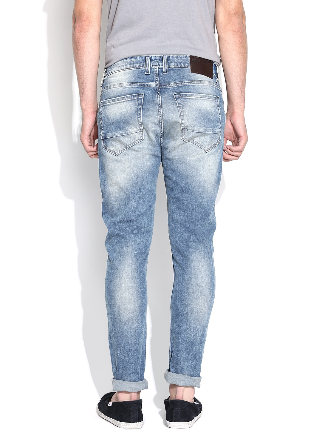 Home Clothing Men Clothing Jeans United Colors of Benetton Jeans