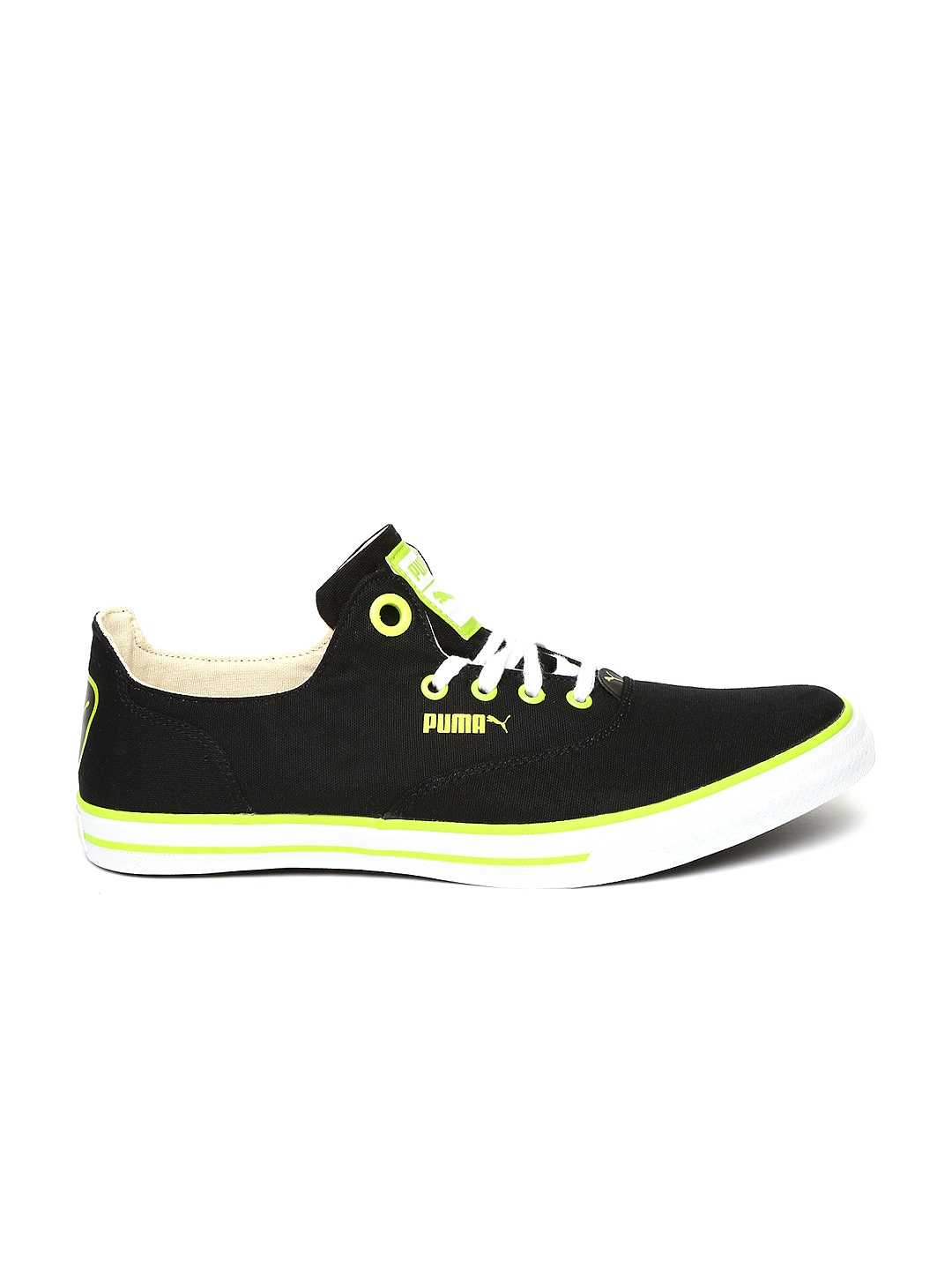 myntra unisex black limnos cat 2 dp casual shoes