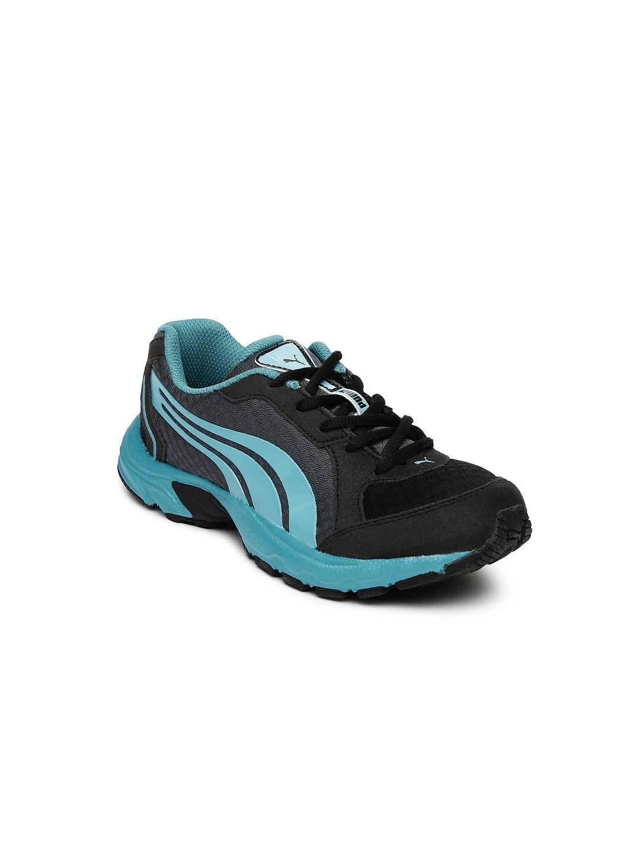 Myntra PUMA Kids Blue Carson Running Shoes 740264   Buy ...