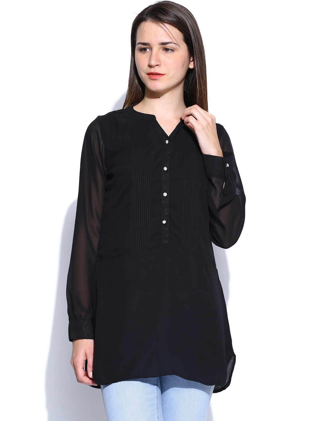 Tunic Long Sleeve Shirts: manakamanamobilecenter.tk - Your Online Tops Store! Get 5% in rewards with Club O!
