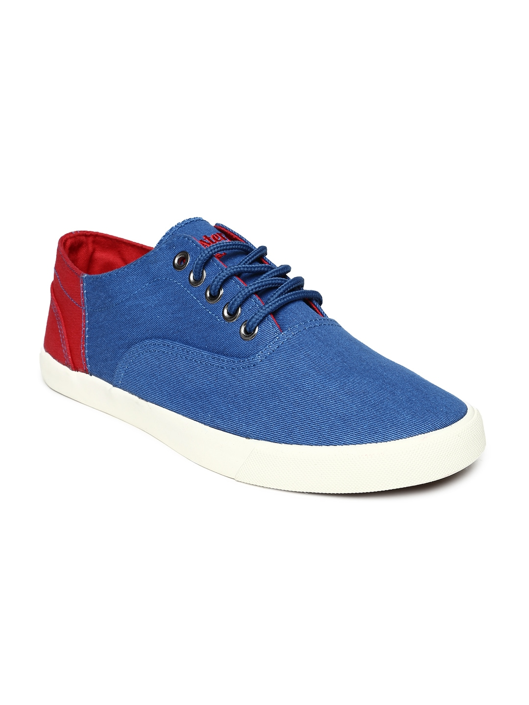 myntra roadster charcoal grey casual shoes 744623
