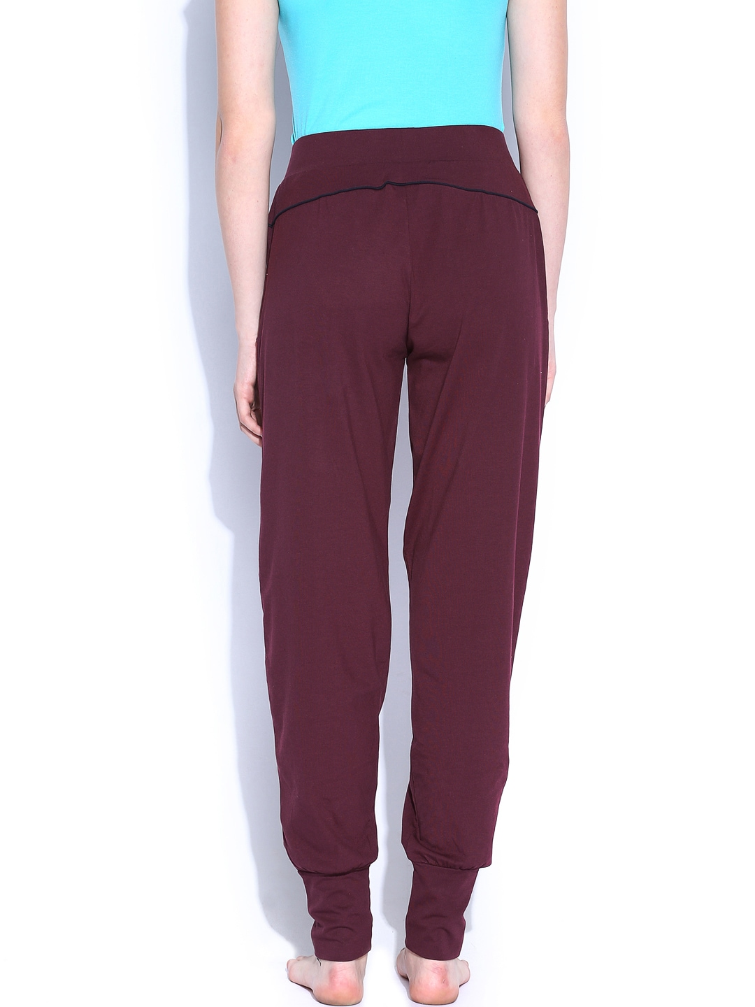 Unique Burgundy Capoeira Pants For Women  CapoeiraWorldcom