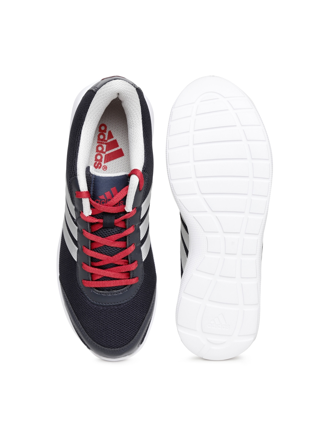 Hellion Navy Blue Running Shoes