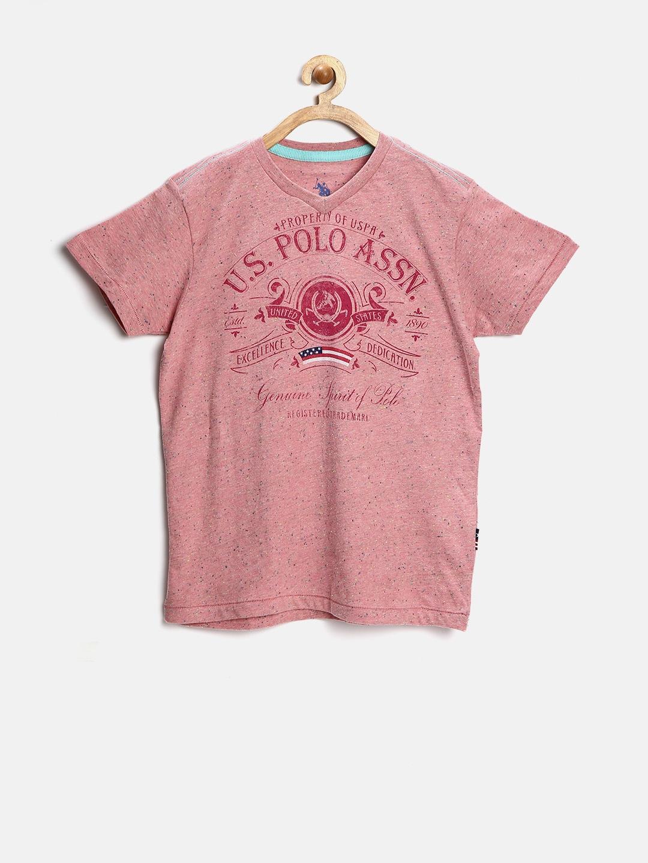 Us polo shirt myntra for Myntra t shirt design