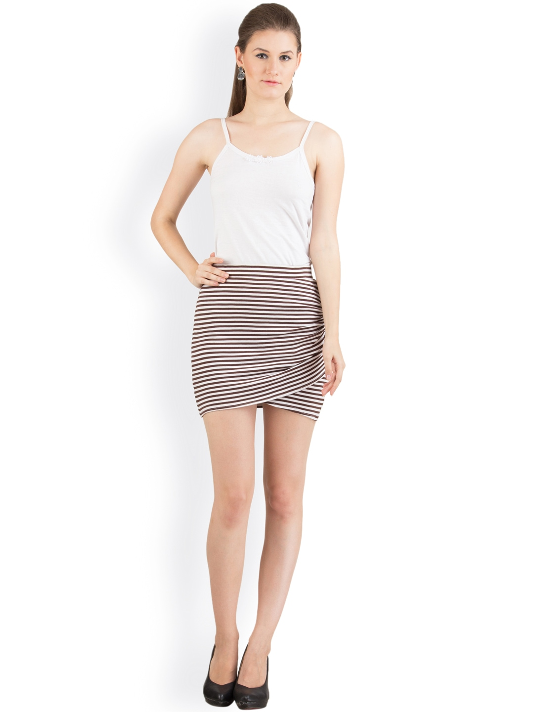 Women's Casual Short Skirts, Tulip Shorts Skorts White/Black. by PERSUN. $ - $ $ 14 $ 17 99 Prime. FREE Shipping on eligible orders. Some sizes/colors are Prime eligible. out of .