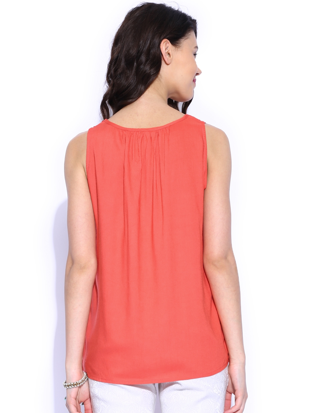 Compare coral ladies tops products in Clothes at qrqceh.tk, including Nike Womens Burnout Fly Tank Top Light Coral, Nike Womens Miler Printed Sleeveless Top Bright Coral, Bob Timberlake Embroidered Lace-Up Knit Top for Ladies - Blue Coral - XS.