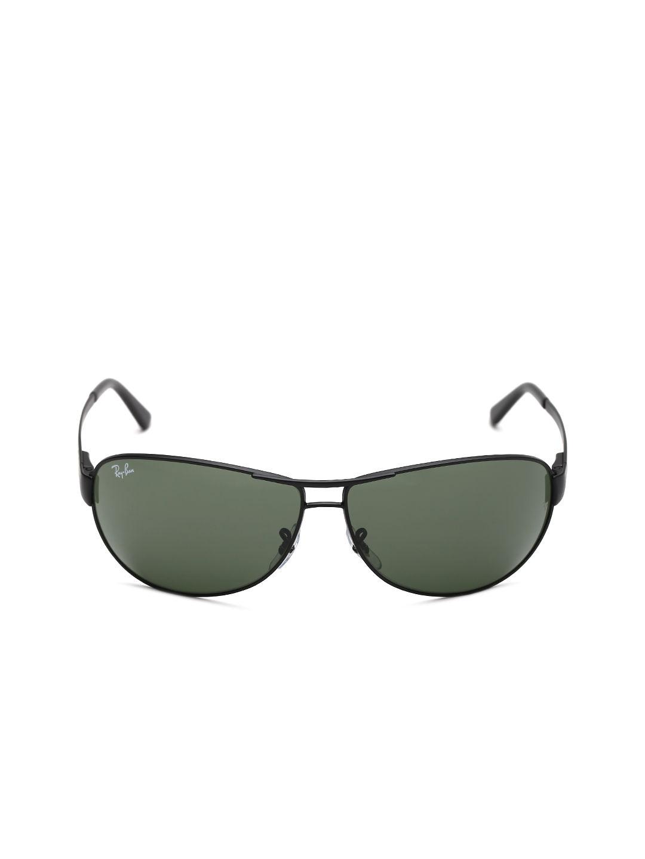 Ray Ban Rectangular Shaped Sunglasses